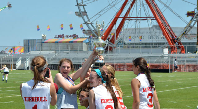 Field Hockey Trophy