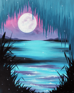 paint nite, paint night