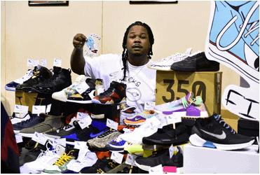 sneaker exit