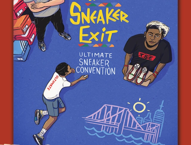 Sneaker Exit, sneaker convention, sneaker expo