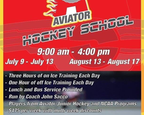Summer Hockey School