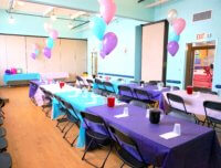 meeting and party rooms