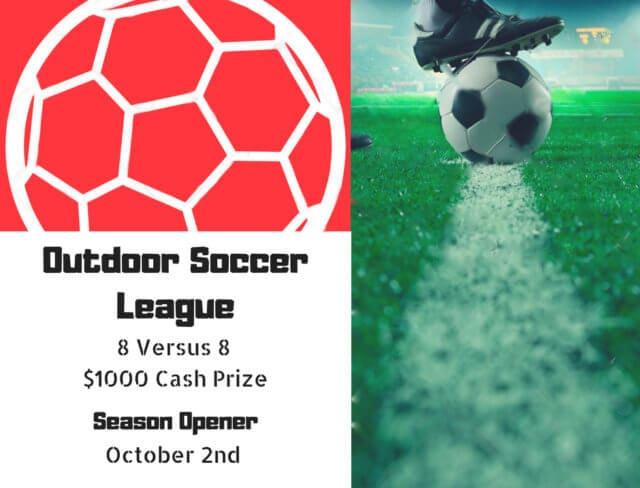 outdoor soccer league, soccer league, mens soccer, mens soccer league