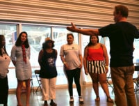 benefits of improv, improv classes, acting calsses