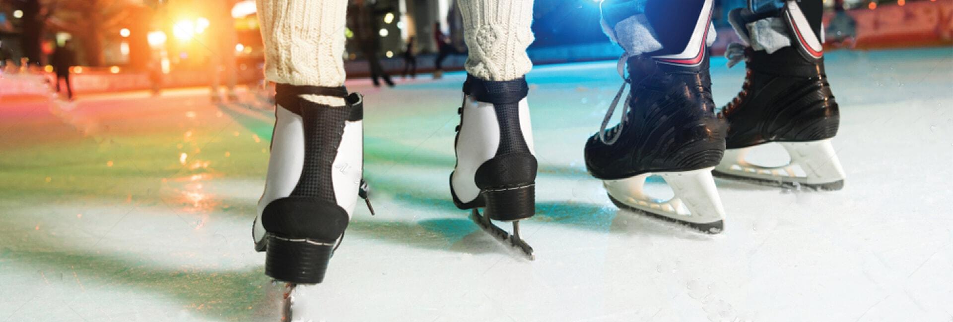 ice skating, skate pass