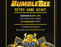 bumblebee retro game