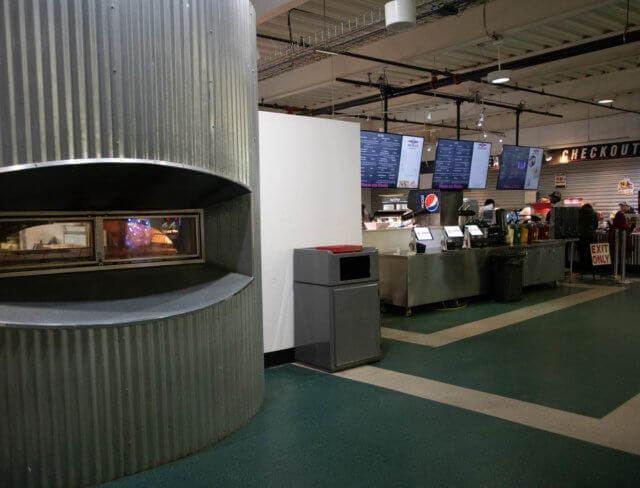aviator eats, food court in brooklyn