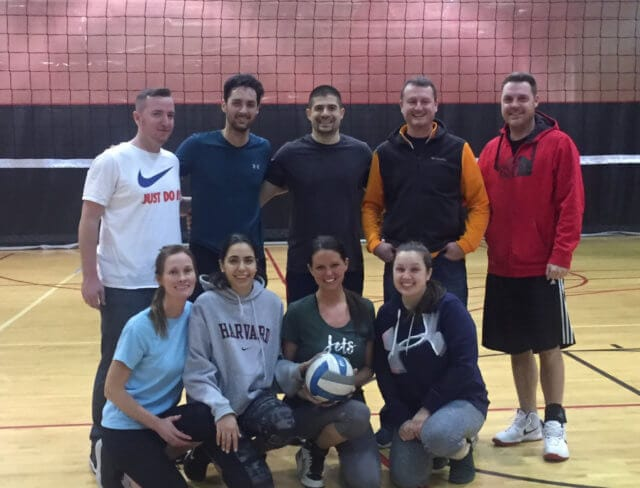 Winter Vollleyball, volleyball champions