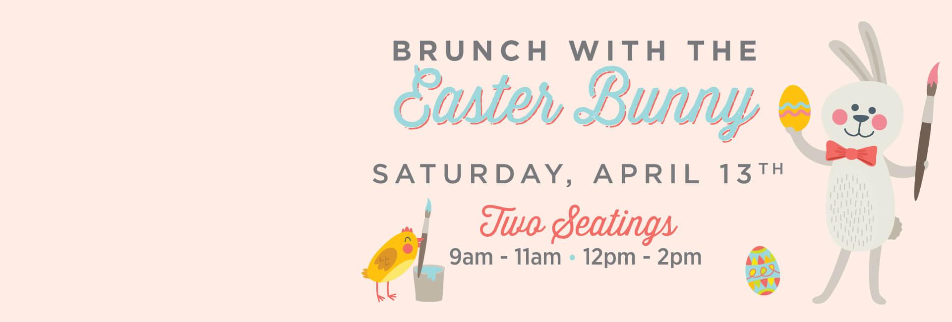 Easter Brunch Website Slide