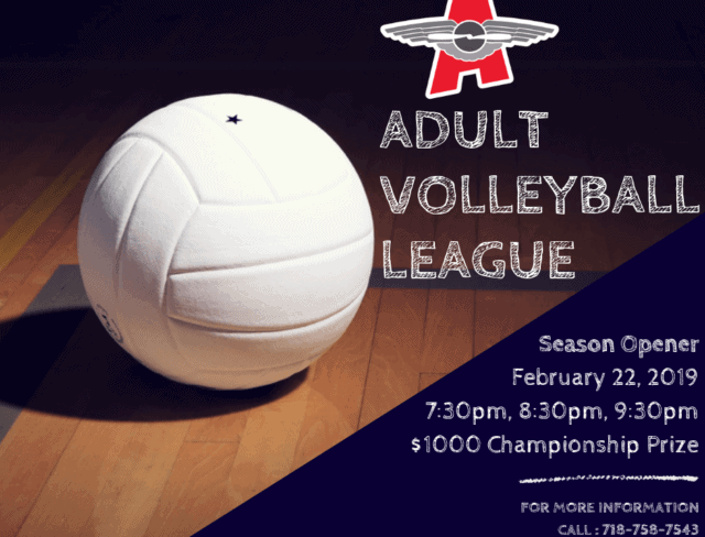 Adult Volleyball League - Adult Volleyball New York