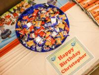 tiny tykes birthday party candy