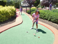 summer camp activities, mini golf outings