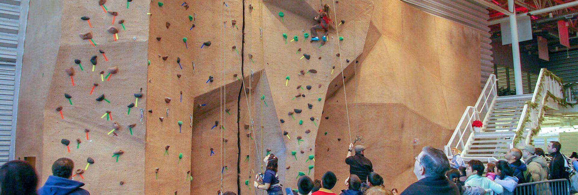 rock climbing, day pass, sports center, events center