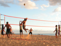 riis park beach, jacob riis park, riis park events, riis park volleyball league