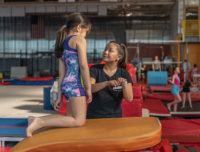 girls gymnastics instruction, instructional gymanstics classes for girls, girls gymnastics nyc