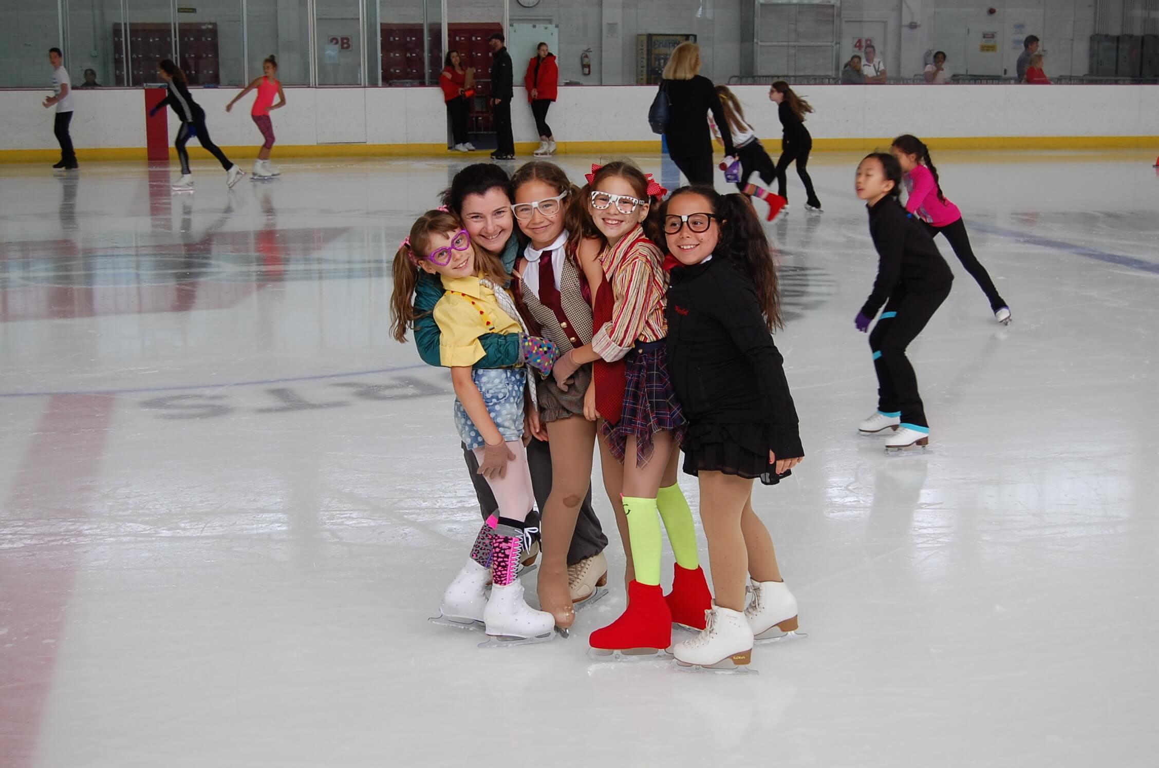 Ice Skating Birthday Parties | Aviator Sports, Brooklyn NY