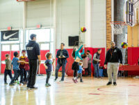 Youth Basketball sports birthday party new york city