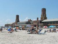 Jacob Riis Park Beach, riis park beach
