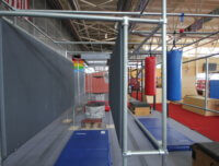 Ninja warrior facility features, ninja warrior birthdays, parties ninja warrior, boys birthdays ninja warrior