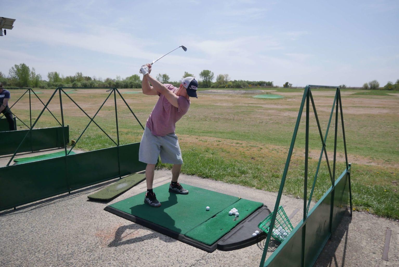 Golf Driving Range Ranges Public