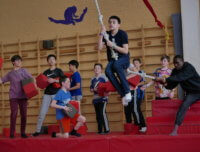 Gymnastics Parties, childrens gymnastics parties, trampoline parties, kids gymnastics birthday parties