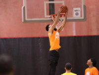 basketball event, dunk contest