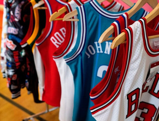jersey trade show, sneaker trade show