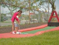 mini golf birthday party, mini golf courses
