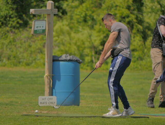 golfing new york, par 3