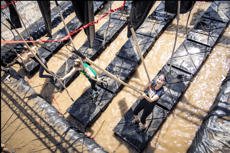rugged maniac obstacles