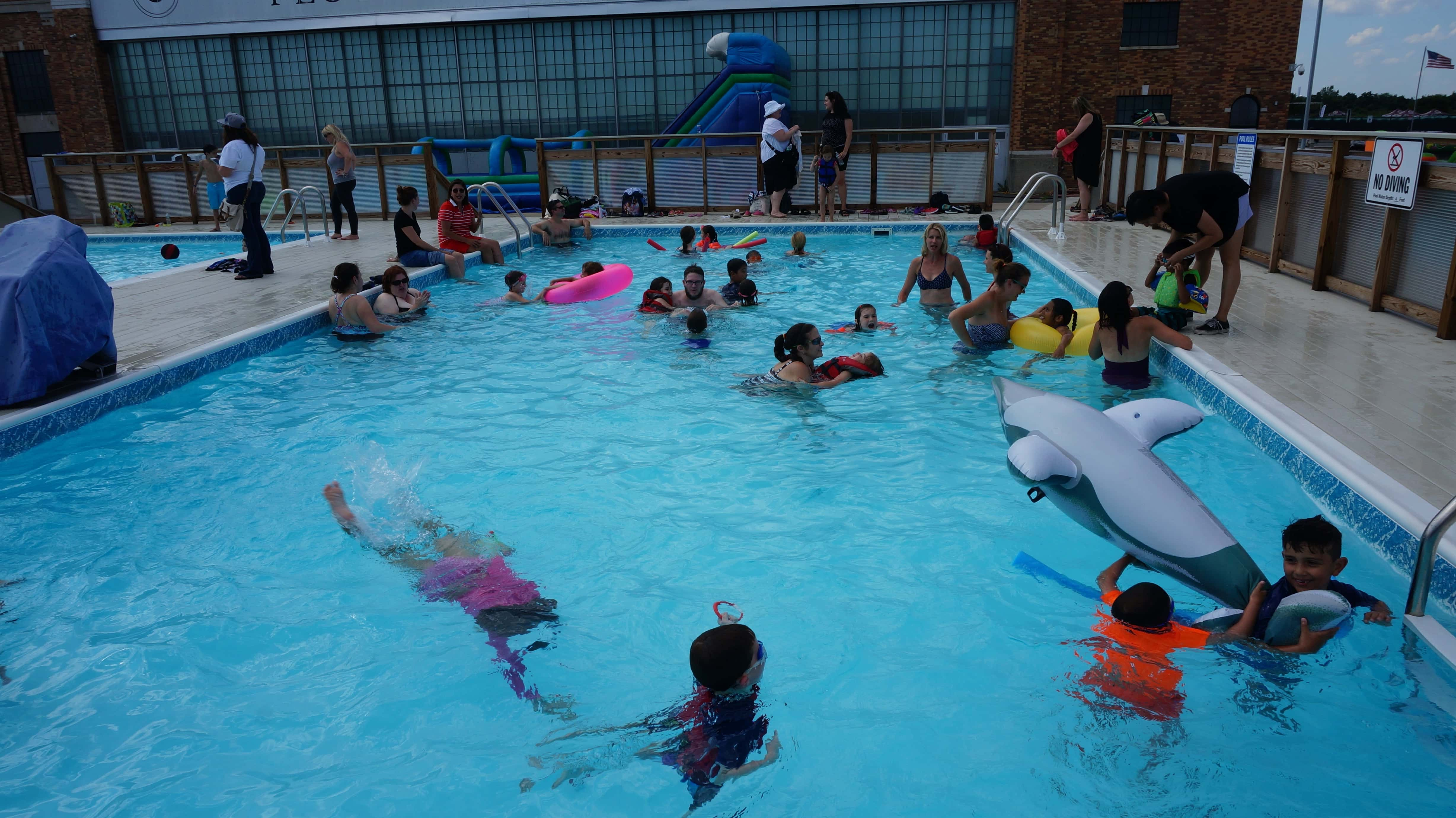 Private Pool Party Rental in Brooklyn | Pool Parties at ...
