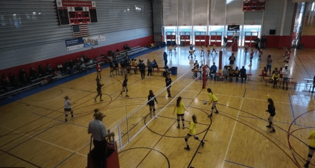 coed volleyball leagues