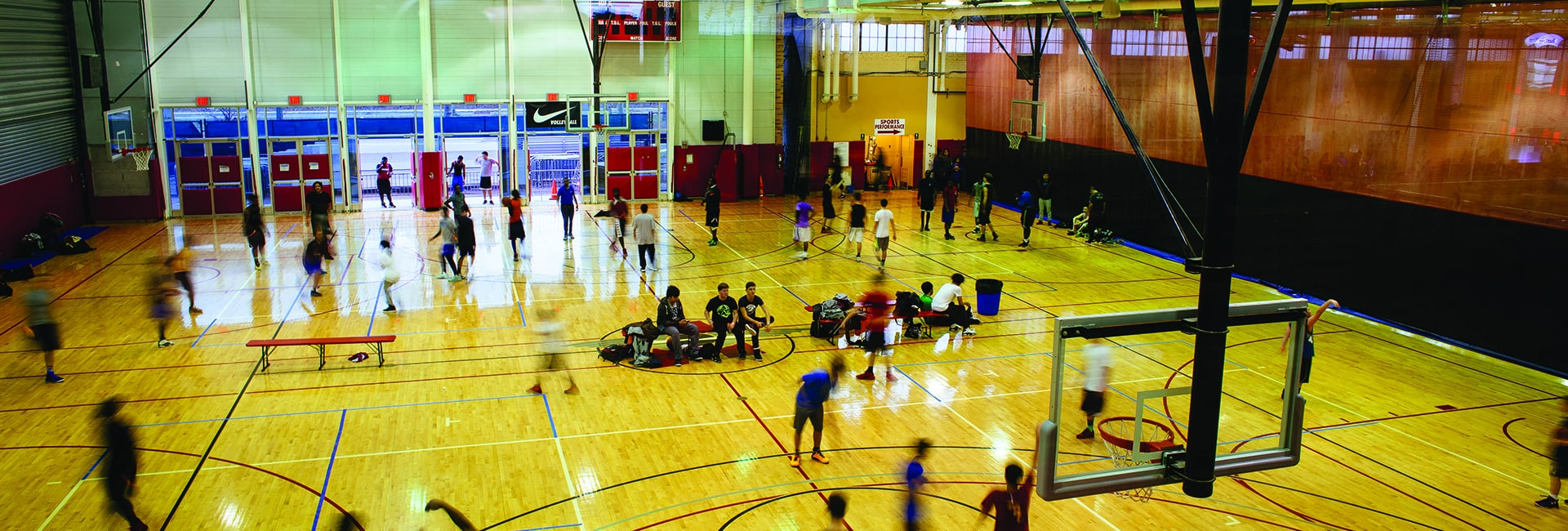 Open Basketball