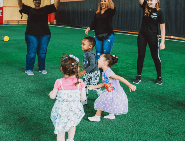 Party Places for Toddlers