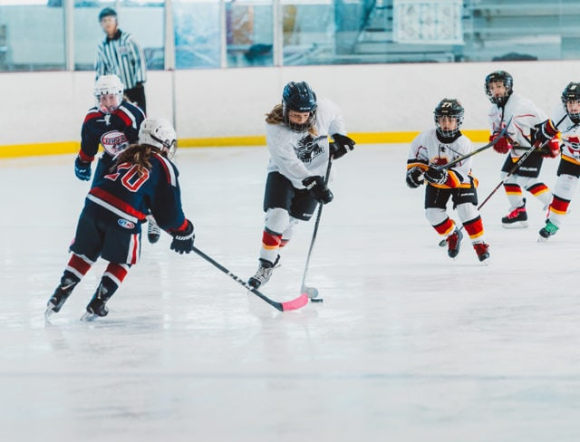 Childrens Hockey Program