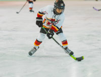 Peewee hockey