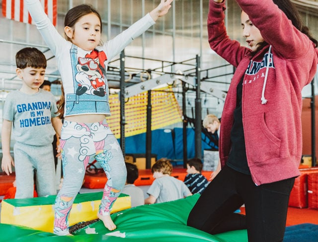gymnastics preschool