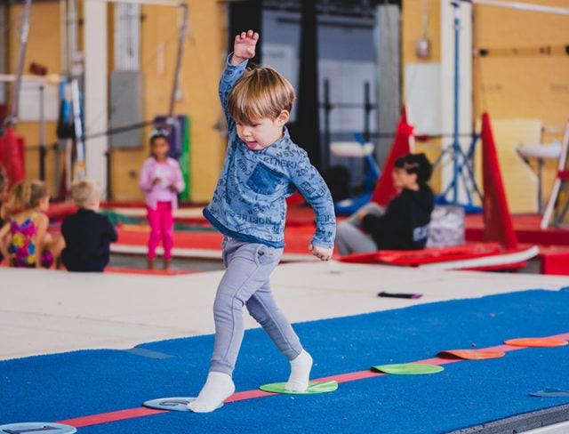 Preschool Gymnastics Brooklyn