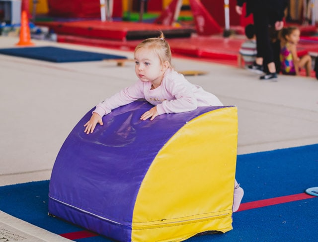 Preschool Gymnastics NYC