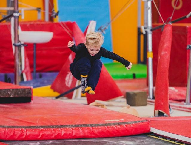 preschool gymnastics nyc
