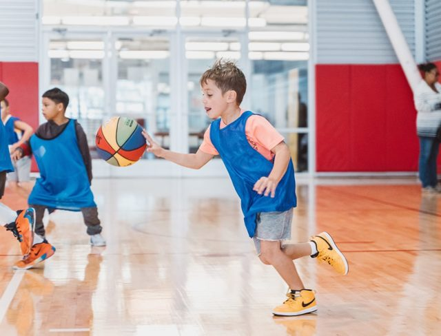 Brooklyn basketball leagues for kids
