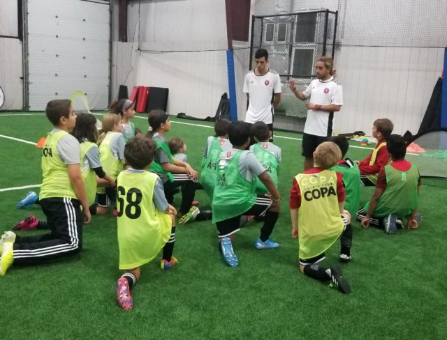 youth soccer clinics
