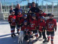 Aviator Hockey Matt Martin Tournament win