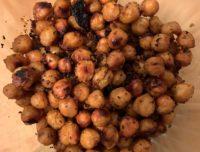 Crispy Chickpeas cooked