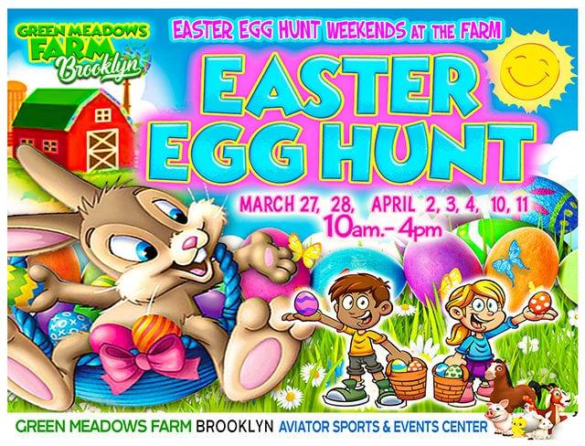 GMF Easter Egg Hunt