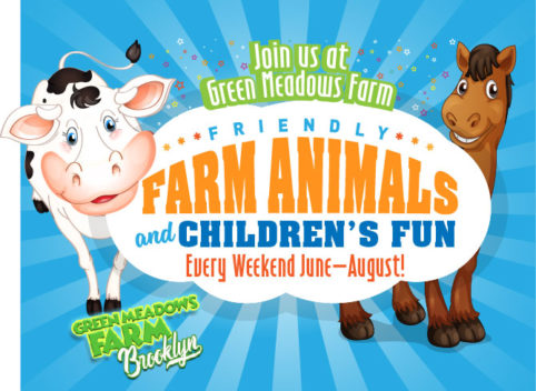 Green Meadows Farm Friendly Farm Animals